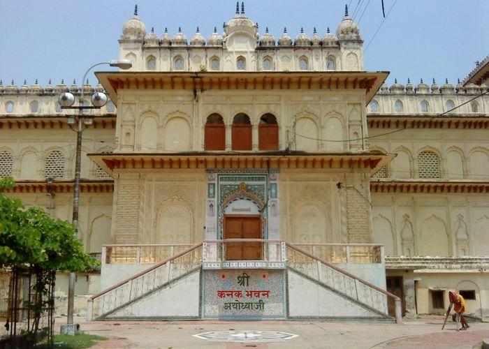 Kanak-Bhavan-Temple-Ayodhya